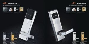 A2-603 Electric Smart Card Hotel Lock pictures & photos