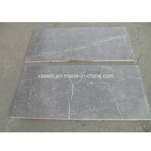 Good Quality Grey Marble Tiles for Flooring pictures & photos