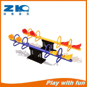 Outdoor High Quality Kids Seesaw Playground Seesaw pictures & photos