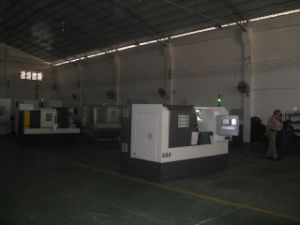 CNC Lathe Machine for Metal Parts Processing