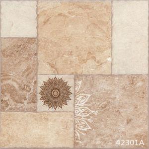 Porcelain Rustic Stone Marble Parquet Floor Tile (600X600mm) pictures & photos
