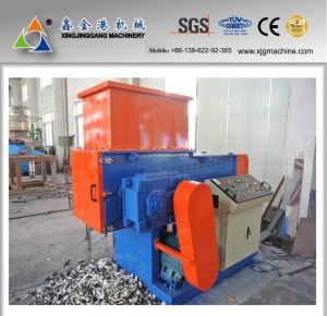 Single Shaft Shredder/Crusher pictures & photos