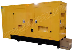 350kVA Super Silent Industrial Power Generating Set with Germany Deutz Heavy-Duty Engine pictures & photos