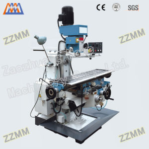 Vertical Type Milling Machine (ZX6350A) pictures & photos