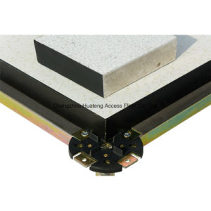 Calcium Sulphate Panel with Four Sides of PVC Edge pictures & photos