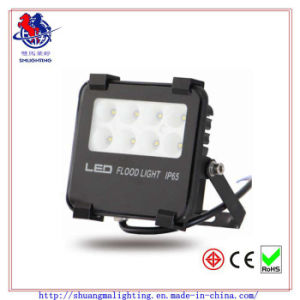 10W LED Flood Light with 3 Years Warranty Ce RoHS
