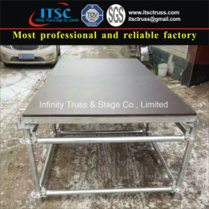 1.22m X 2.44m Scaffolding Stage with Plywood Topping pictures & photos