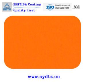 Powder Coating Paint of Orange pictures & photos