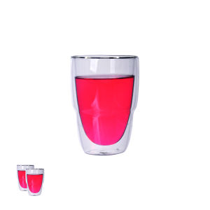 Wholesale Double Wall Glass Cup pictures & photos