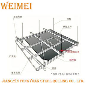 Steel Channel Galvanized pictures & photos