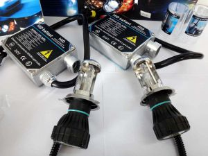 Hot Sale AC 55W HID Xenon Kit H4bixenon (Regular Ballast)