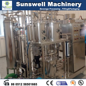 Fully Automatic Carbonation Mixer for CSD pictures & photos