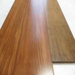 Natural Color Strand Woven Solid Bamboo Flooring