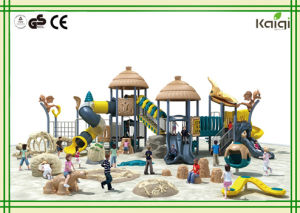 Children Physical Training Outdoor Climbing Playground (KQ60003A) pictures & photos