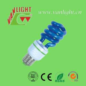 Colorful Spiral CFL, Color Lighting Energy Saving Lamps pictures & photos