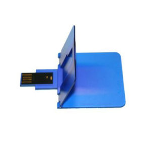 Fold 4GB Slim Card USB Pen Drive Experienced USB Drive OEM Service Supplier pictures & photos