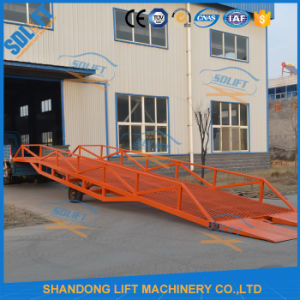 Hydraulic Container Lifting Equipment with CE pictures & photos