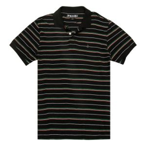 Casual Apparel Polo Shirt with Yarn Dye Stripe Fabric (PS092W) pictures & photos