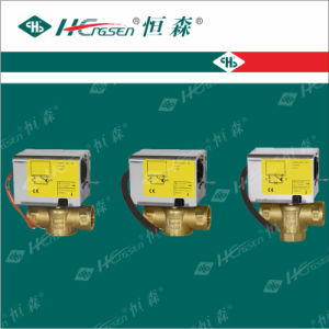 Split-Type Motorized Valve Df-01 HVAC Controls Products pictures & photos