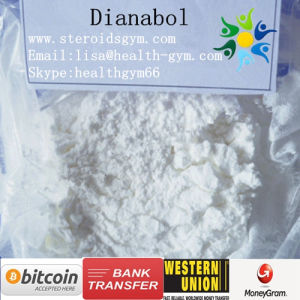 Muscle Gaining Steroids 72-63-9 Dianabol/ Methandrostenolone pictures & photos