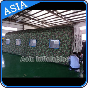 Waterproof Air Tight Inflatable Military Tent / Air Tight Medical Tent / Air Tight Army Medical Tent for Disaster for Sale pictures & photos