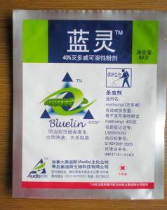 Good quality Pesticide Bag Three Side Seal Bag Pesticide Packing Bag pictures & photos