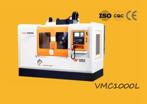 Metal Working Vertical Machining Center Vmc1000 Boxtype Guideway pictures & photos