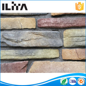 Artificial Stone, Wall Cladding, Stacked Stone Wall Panel for Exterior (YLD-70026)