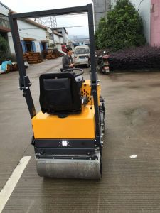 Hydraulic Vibratory Road Roller pictures & photos