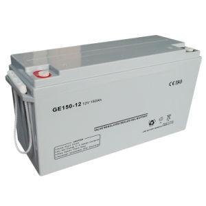 Gel Solar Photovoltaic 12V 150ah Best Inverter Batteries pictures & photos