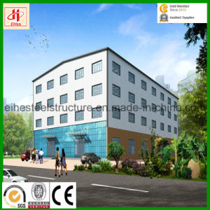 Steel Structure Construction Exhibition Hall pictures & photos