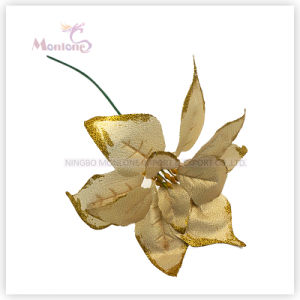 13G X′mas Tree Ornaments Decorative Flowers for Christmas Tree Decoration pictures & photos
