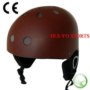 Classical Ski Helmet, Low-Price Skiing Helmet, ABS-Shell Snow Helmet, Keen-Price Snowboard Helmet, Promotion Ski Helmet