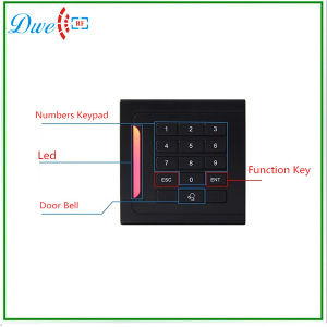 125kHz Keypad Standalone Access Control System pictures & photos