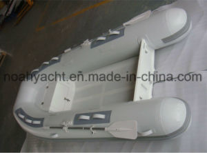 10FT Aluminum Hull Inflatable Boat for Sale pictures & photos