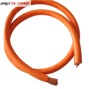 Flexible Copper Wire Rubber 50mm2 Welding Cable pictures & photos