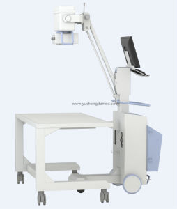 High Qualified Medical Diagnostic 50mA X-ray Equipment for Veterinary pictures & photos