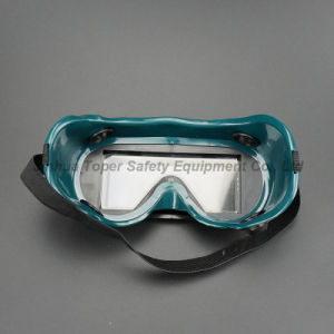 Flip-up Front Type Welding Goggles for Welding Machine (WG114) pictures & photos
