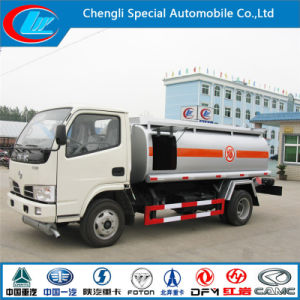 Dongfeng Diesel 95HP 5000 Liter Mobile Refueling Trucks pictures & photos