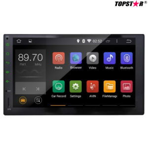 7.0inch Double DIN 2DIN Car MP5 Player with Android System Ts-2026-1 pictures & photos
