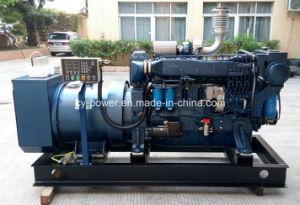 Weichai Power Wp10CD200e201 Generator with Marathon MP-H-150-4 pictures & photos