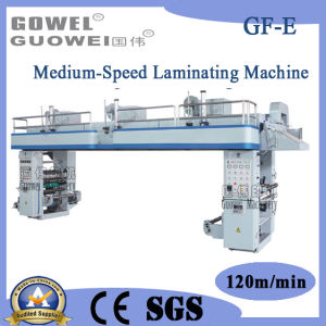 High Speed Dry Method Film Laminator Machine (GF-E) pictures & photos
