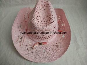 100% Paper Popular Cowboy Hat pictures & photos