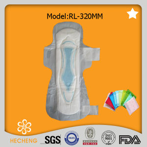 Super Night Use Standard Sanitary Napkin for Woman Wholesale Products pictures & photos
