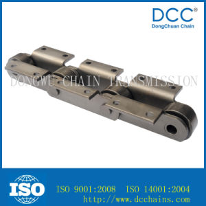 Industrial Cast Iron Metal Sugar Mill Conveyor Chain pictures & photos