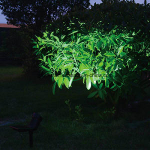 Color Changing Low Voltage Solar Light Spotlight Security Light pictures & photos
