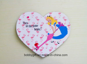 High Quality Heart Shape EVA Mouse Pad pictures & photos
