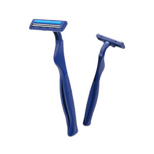 Two Blade Disposable Razor, Cheap Shaver Razor (JG-T801)