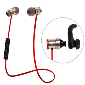 High Grade Bass Music Handfree Sport Wireless Sterero Bluetooth Earphone and Heaphone pictures & photos