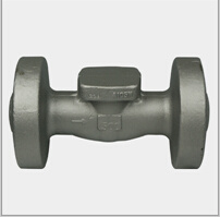 Forged Steel Gate Valve Body (DTV-P004)